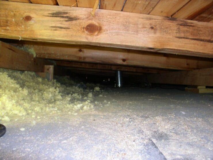 Referencia izolácia pultovej strechy Lehota