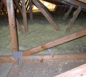 Referencia izolácia väzníkového krovu Moštenica 2