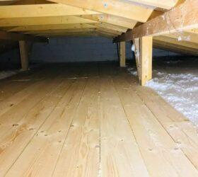 Zateplenie stropu z povaly fúkanou izoláciou